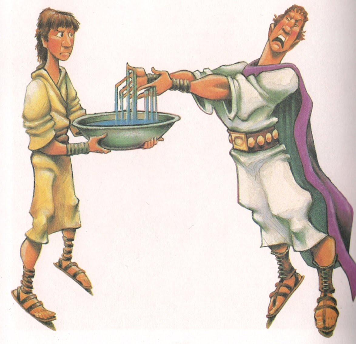 Biografia Pôncio Pilatos